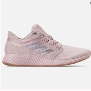 Women's Adidas Pink Silver Ladies Running 9.5